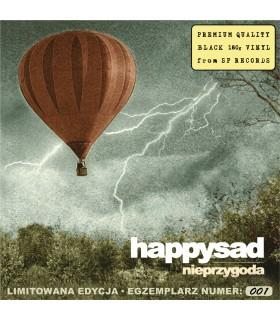 Happysad - Nieprzygoda [1LP] Edycja limitowana. Nakład: 700 szt.