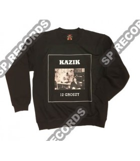 Bluza Kazik - 12 groszy Czarna Standard (black edition)