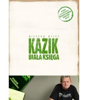Książka Kazik - Biała księga