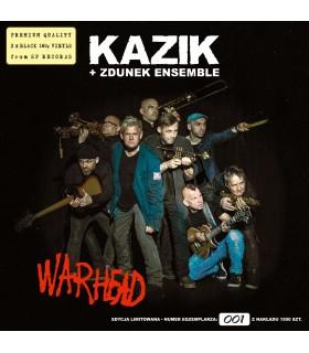 Kazik + Zdunek Ensemble - Warhead [2LP] Edycja limitowana: 1500 szt.