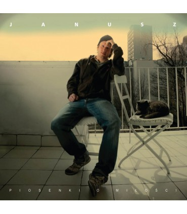 Janusz - Piosenki o miłośći [CD]