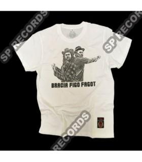Koszulka Bracia Figo Fagot - Reprezent Biała