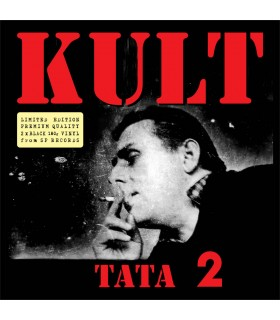 Kult - Tata 2 [2LP] [NOWA EDYCJA] LIM. EDYT: 1500 szt. (PREORDER)
