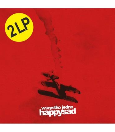 Happysad - Wszystko jedno [2LP] Edycja limitowana. Nakład: 700 szt.