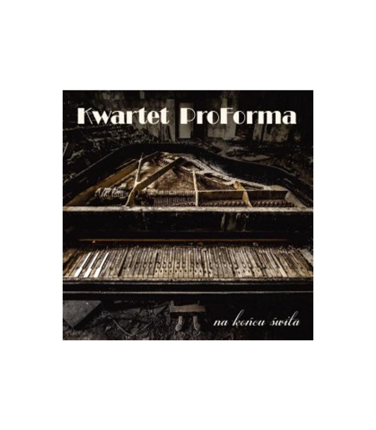 Kwartet Proforma Na Końcu świta Cd