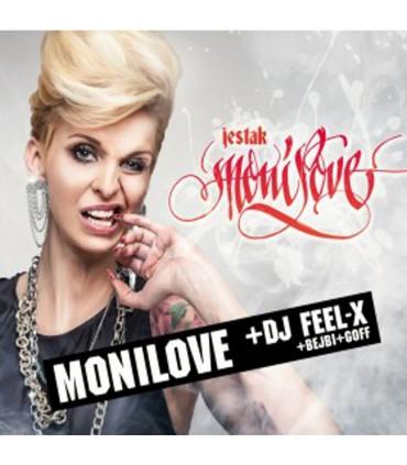 Monilove - Jestak [CD]