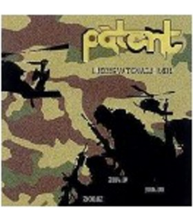 Patent - Ludzie w tonacji mol [CD]