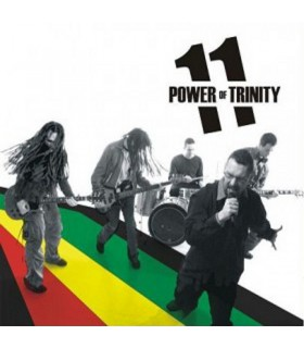 Power of Trinity - 11 [CD]
