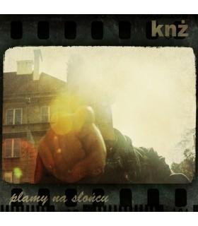 Knż - Plamy na słońcu [LP] Edycja limitowana. Nakład: 350 szt.