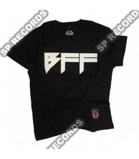 Koszulka Bracia Figo Fagot - BFF Czarna