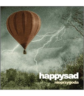 Happysad - Nieprzygoda [CD]