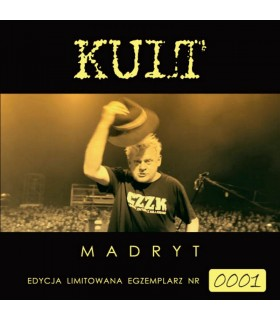 Kult - Madryt [Singiel CD]