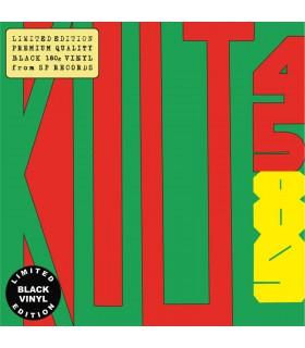 Kult - 45-89 [1LP] lim. ed. Black Vinyl Nakład: 650 szt.
