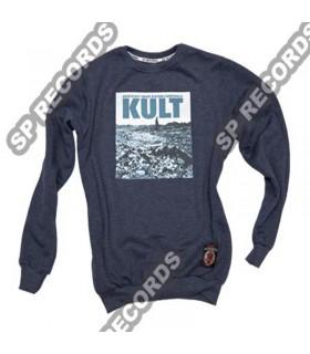 Bluza KULT - Ostateczny krach systemu korporacji Granatowa