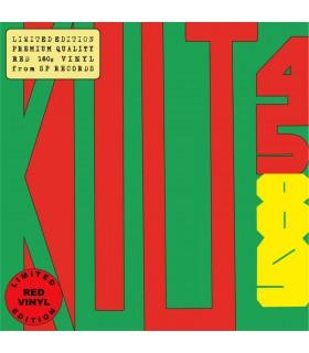 Kult - 45-89 [1LP] lim. ed. Red Vinyl Nakład: 650 szt.