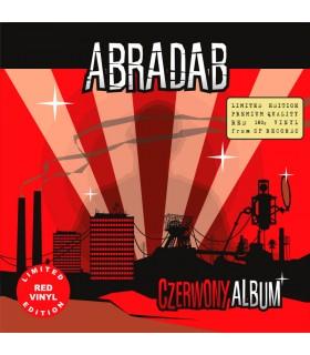 Abradab - Czerwony album [1LP] lim. ed. Red Vinyl Nakład: 650 szt. (PREORDER)