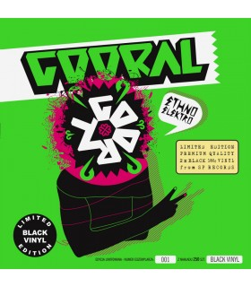 Gooral - Ethno Elektro [2LP] lim. ed. Black Vinyl Nakład: 250 szt. (PREORDER)