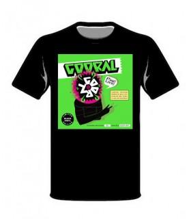 Koszulka Gooral - Ethno Elektro czarna (Black vinyl edition) (PREORDER)