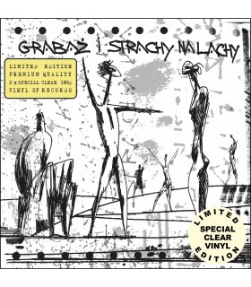 Grabaż i Strachy Na Lachy - Strachy na Lachy [2LP] lim. ed. Special Clear Vinyl Nakład:250 szt. (PREORDER)