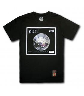 Koszulka Kult - Wstyd (wer. Singlowa) czarna