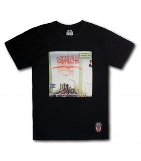 Koszulka Kazik - Oddalenie czarna (Vinyl edition)