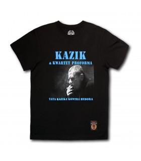 Koszulka Kazik & Kwartet ProForma - Tata Kazika kontra Hedora czarna