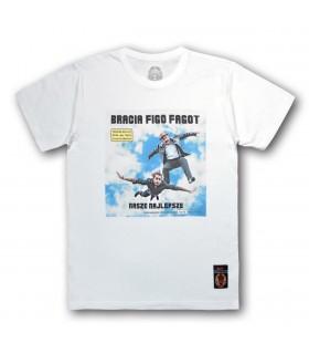 Koszulka Bracia Figo Fagot - Nasze najlepsze biała (Vinyl edition)
