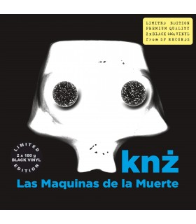 Knż - Las Maquinas de la Muerte [2LP] lim. ed. Black Vinyl Nakład: 420 szt. (PREORDER)