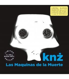 Knż - Las Maquinas de la Muerte [2LP] lim. ed. Black Vinyl Nakład: 420 szt.