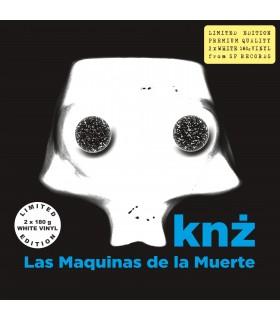 Knż - Las Maquinas de la Muerte [2LP] lim. ed. White Vinyl Nakład: 755 szt.