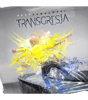 Transgresja - Brak równowagi [CD] (PREORDER)
