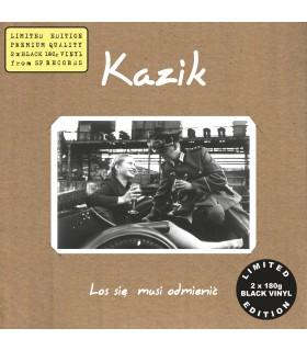 Kazik - Los się musi odmienić [2LP] lim. ed. Black Vinyl Nakład: 400 szt.
