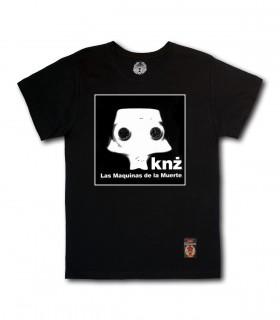 Koszulka KNŻ - Las Maquinas de la Muerte (Black&White)