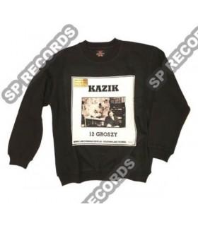 Bluza Kazik - 12 groszy Czarna Standard (Vinyl edition)