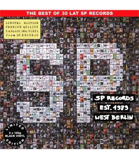Składanka The best of 30 lat SP RECORDS [2LP] lim. ed. Black Vinyl Nakład: 888 szt.