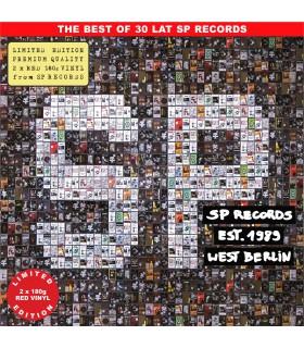 Składanka The best of 30 lat SP RECORDS [2LP] lim. ed. Red Vinyl Nakład: 888 szt.