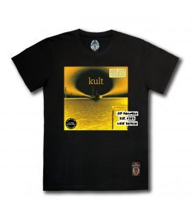 Koszulka Kult - Poligono Industrial (Black Vinyl Edition) czarna