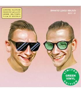 Romantycy lekkich obyczajów - Best of RLO [1LP] lim. ed. Green Vinyl Nakład: 150 szt. (PREORDER)