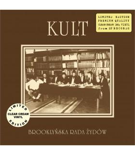 BROOKLYŃSKA RADA ŻYDÓW [1LP] lim. ed. CLEAR CREAM Vinyl Nakład: 290 szt.