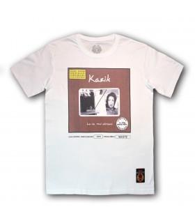 Koszulka Kazik - Los się musi odmienić (White Vinyl Edition) biała