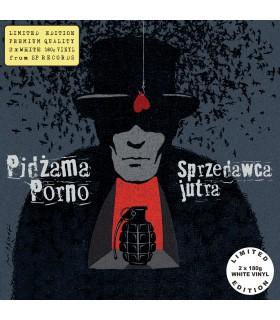 Pidżama Porno - Sprzedawca jutra [2LP] lim. ed. White Vinyl Nakład: 450 szt.