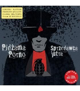 Pidżama Porno - Sprzedawca jutra [2LP] lim. ed. Red Vinyl Nakład: 450 szt.