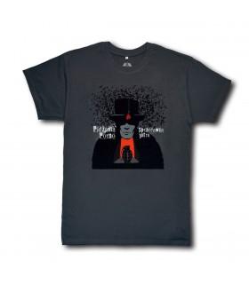 Koszulka Pidżama Porno - Sprzedawca jutra grafitowa