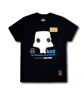 Koszula Knż - Las Maquinas de la Muerte (Black Vinyl Edition)