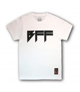 Koszulka Bracia Figo Fagot - BFF Biała