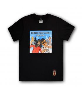 Koszulka Bracia Figo Fagot - Disco Polo czarna