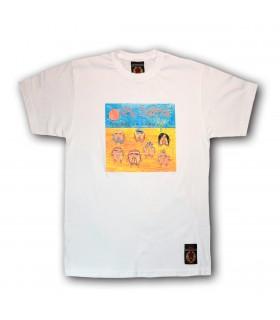 Koszulka El Dópa - Pożegnianie za friko biała