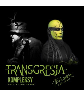 Transgresja feat. Jelonek - Kompleksy [Singiel CD]