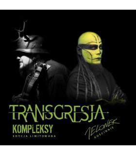 Transgresja feat. Jelonek - Kompleksy [Singiel CD] (PREORDER)