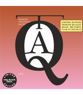 TAQ - Live [1LP] LIM. ED. Black Vinyl Nakład 400 szt.